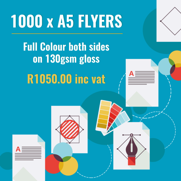 DigiPrint & Copy | October Special | Flyers