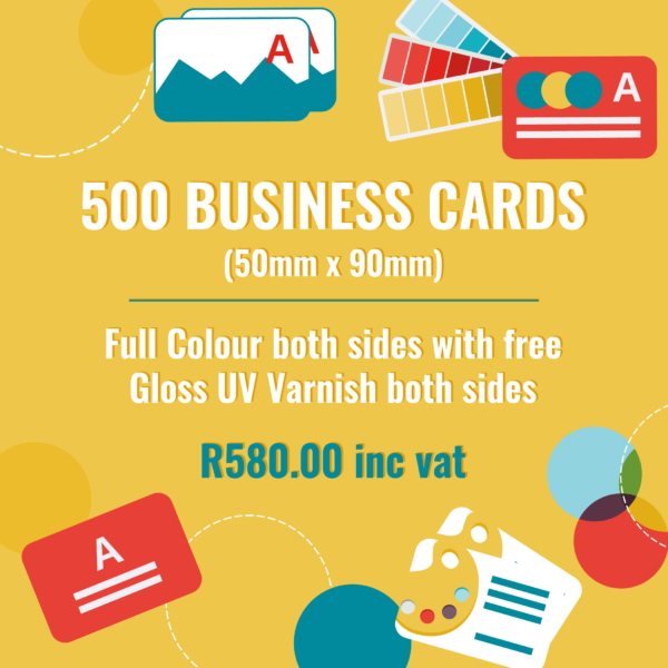 DigiPrint & Copy | October Special | Business cards