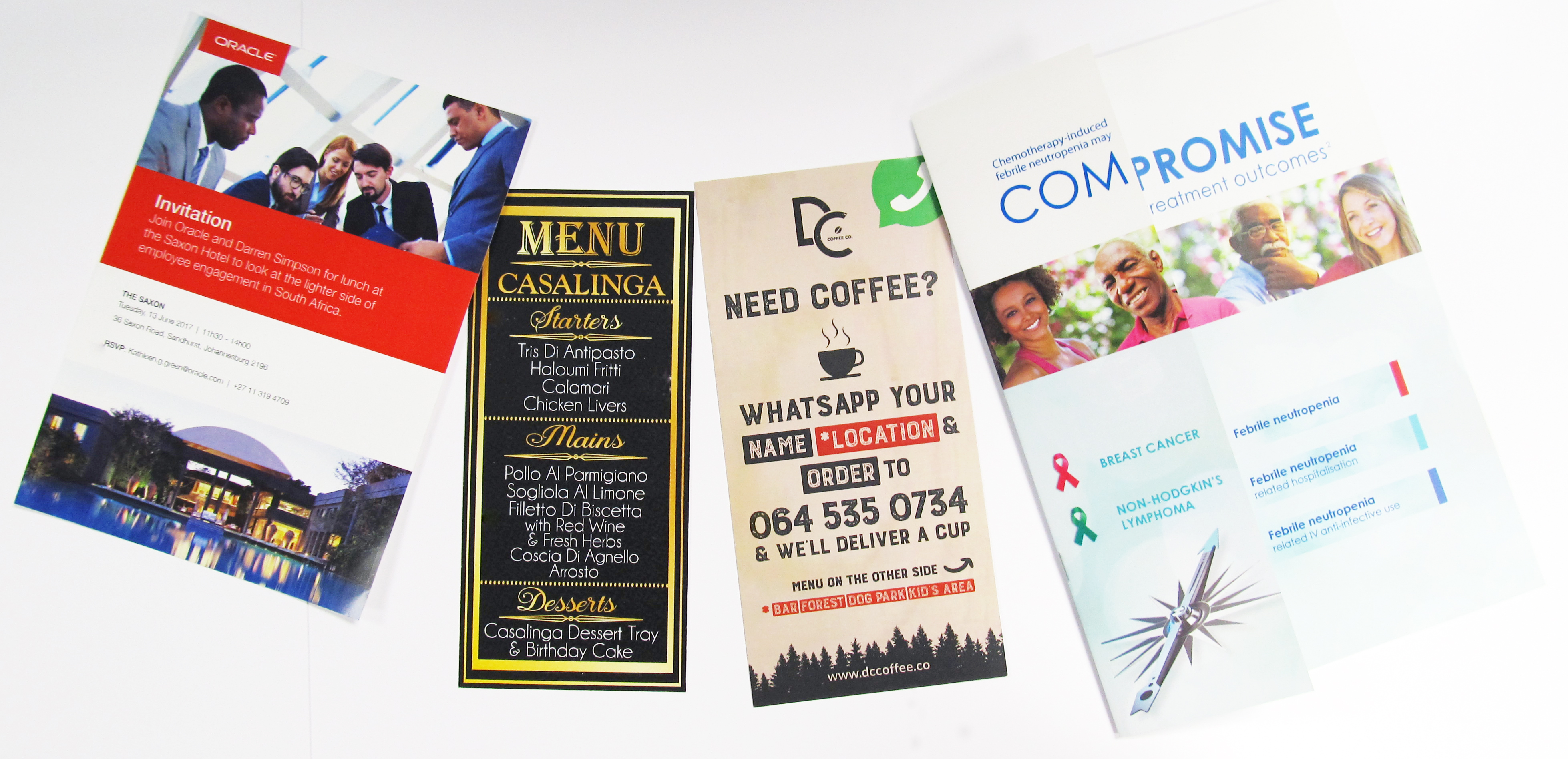 DigiPrint & Copy | Flyers & Brochures