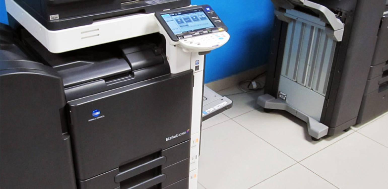 Printing & Photocopying