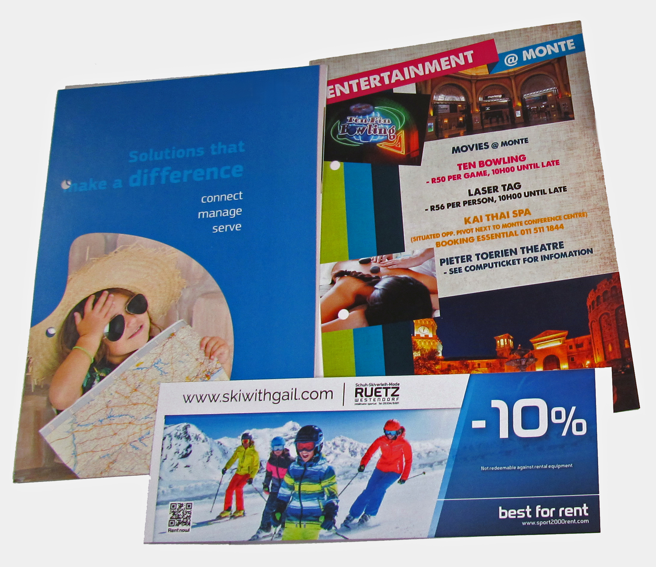 DigiPrint & Copy | Brochures & Flyers