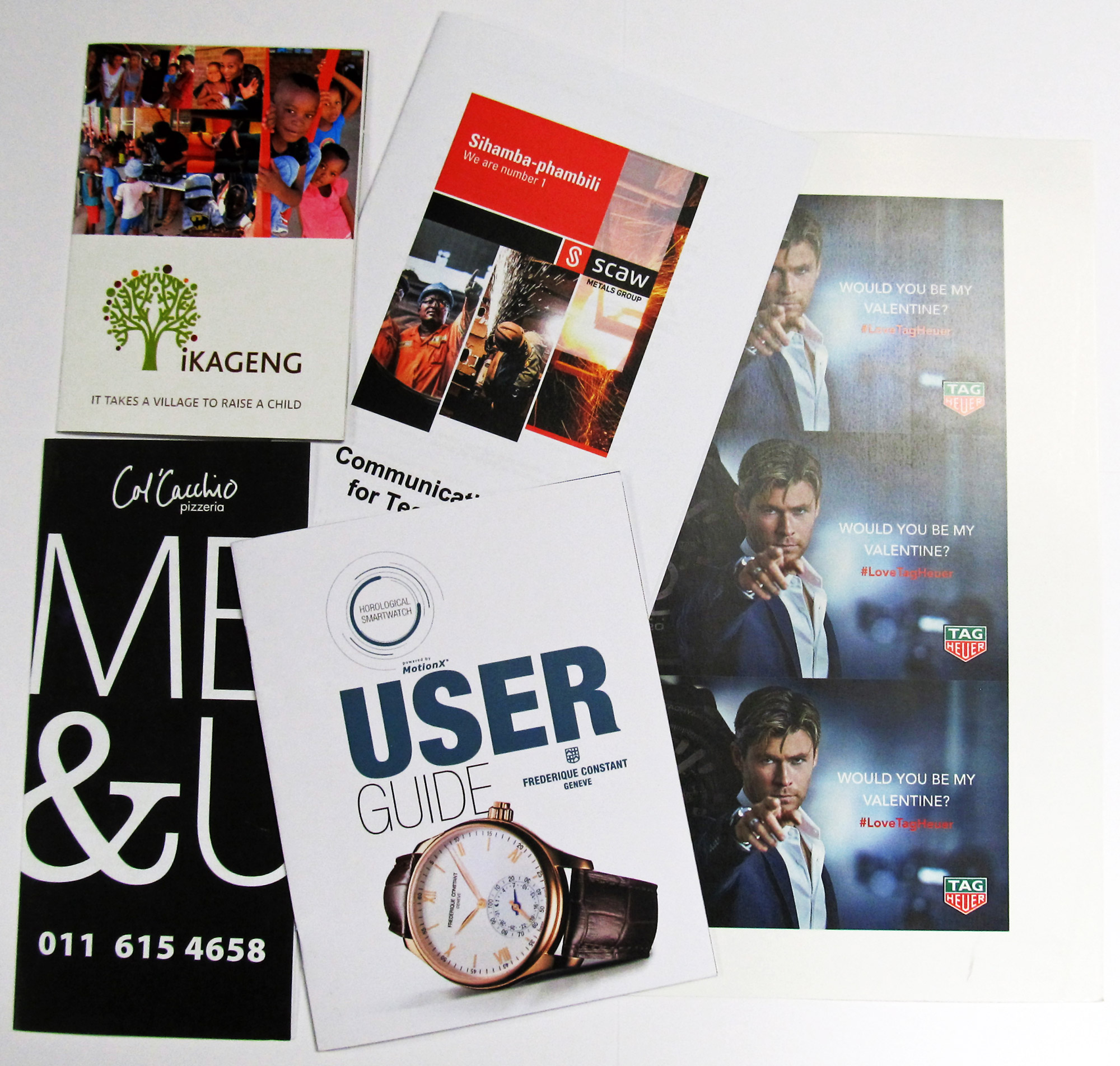 DigiPrint & Copy | Brochures, Flyers & Menus